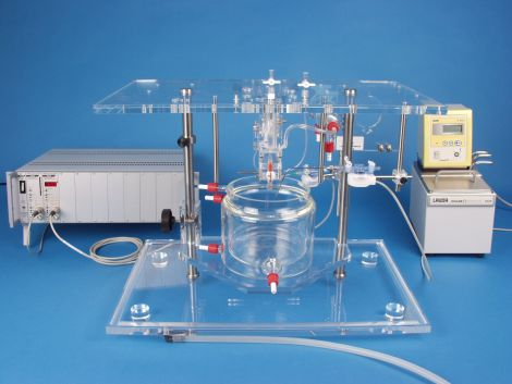 IH-5 Core System for Isolated Rat, Guinea Pig and Rabbit