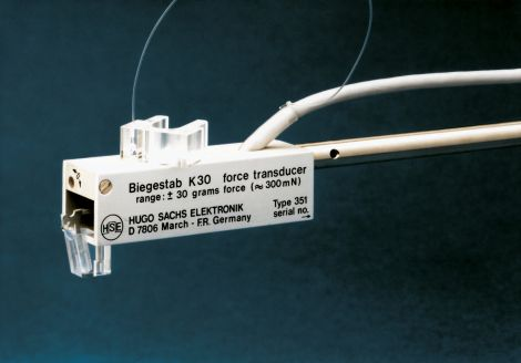 Model K1000 Force Displacement Transducers