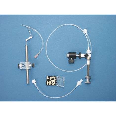 Rat/Guinea Pig Universal Left Ventricular Pressure (LVP) Kits with Mini Ball Joint Holders