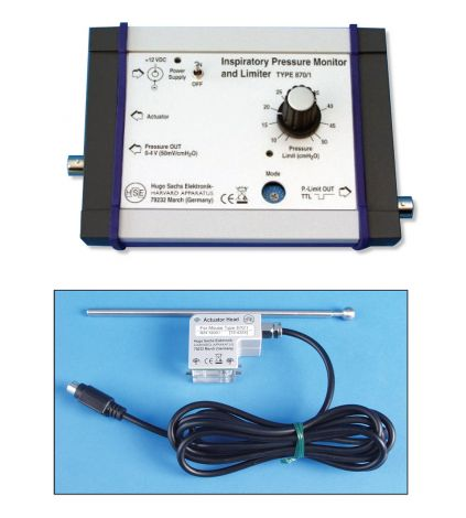 HSE-HA Pressure Monitor & Limiter for Small Animals