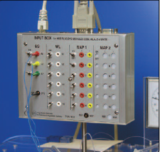 Input Box for Multi-Lead ECG and MAP