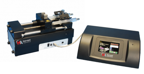 """Remote Infuse/Withdraw PHD ULTRAâ""""¢ Syringe Pumps"""