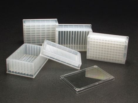 Storage and Collection Plates for Membrane-Bottom Filter Plates